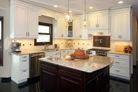 2 Tone Kitchen Remya Warrior Designs In Fair Haven New Jersey