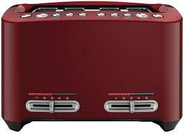 Breville Electronic Toaster Breville 4 Slice Smart Toaster Bta845cb Appliances Online