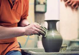 How To Make Clay Vases By Hand How To Make A Clay Vase Ebay