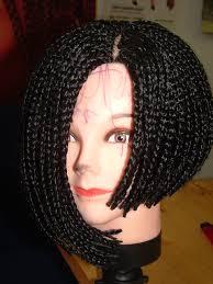 bob short braids hair is our crown