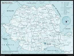 Map Of Romania Where Is Romania Romania Maps U2022 Mapsof Net