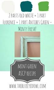 14 best images about annie sloan u0027s color mixtures on pinterest