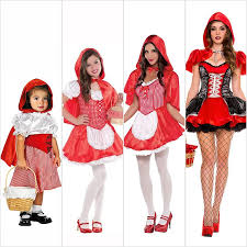 little red riding hood and cute halloween costumes for