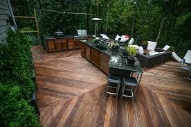 Outdoor Kitchen Cabinet Plans 30 Fresh And Modern Outdoor Kitchens