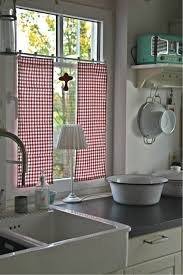 Farmhouse Kitchen Curtains by 25 Best Gingham Curtains Ideas On Pinterest Family Room