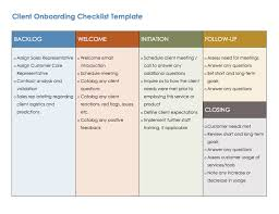 free onboarding checklists and templates smartsheetsample new hire