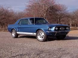 1967 blue mustang acapulco blue 1967 ford mustang hardtop mustangattitude com