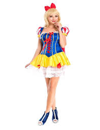 Snow White Halloween Costume Women Wholesale Snow White Halloween Costume Birthday Princess