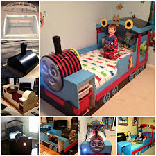thomas tank engine diy diy crafts pinterest train bed kids thomas tank engine diy