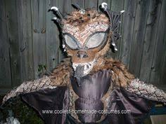 Goat Halloween Costume Coolest Homemade Chupacabra Goat Sucker Halloween Costume