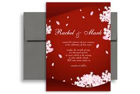 asian wedding invitations classic asian indian flower wedding invitation templates 5x7 in