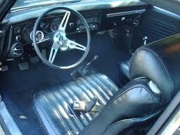 1969 Chevelle Interior 1969 Chevelle With Ls6 Resto Mod Ls1tech Camaro And Firebird