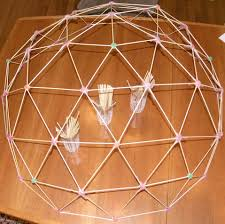 Geodesic Dome House Chapter 9 Mathematics Build A Homemade Geodesic Dome