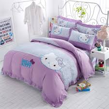 Dream Furniture Hello Kitty by Girls Hello Kitty Cotton Bedding Sets Quilt Duvet Covers Bed