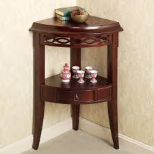 Half Moon Accent Table Table Glamorous Various Options For Corner Accent Table Design