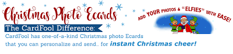ecards christmas christmas photo ecards cardfool free printout included