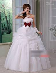new wedding dresses new designed fashion wedding dress big bow wedding grown