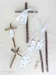 wooden crosses for crafts friday diy three wooden crosses white gunpowder