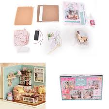 Dolls House Furniture Diy Online Buy Wholesale Dollhouse Miniatures Diy From China Dollhouse