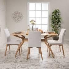 trendy dining room tables modern contemporary dining room sets allmodern