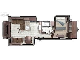 Open Range 5th Wheel Floor Plans Open Range Travel Trailer Rv Sales 2 Floorplans