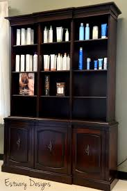 5 ways to reuse that boring old china cabinet or hutch