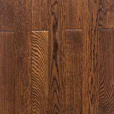 3 1 4 inch x 3 4 inch white oak solid hardwood flooring coffee bean