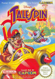 talespin disney u0027s talespin for nes 1991 mobygames