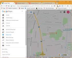 Giigle Maps Hobby 600 Ein Wohnmobil Ist Kult Tourenplanung Mit Google Maps