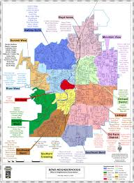map of oregon 2 which are the best neighborhoods in bend oregon part 2 sw bend