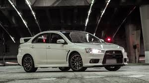 mitsubishi lancer evolution a car 2015 mitsubishi lancer evo review and test drive with price