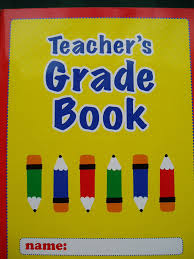 amazon com teacher u0027s grade book grade book for teachers