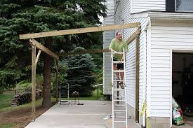 attached carport ideas collection fmueller â how to built a carport in how to build a