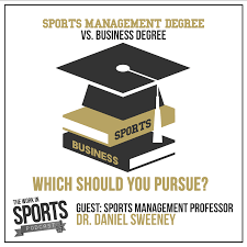 to choose the right sports management program