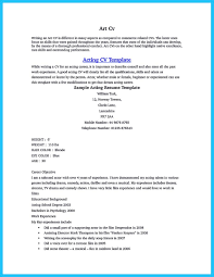 Audition Resume Template 71 Theatre Resume Sample Resume Examples For Actors Free