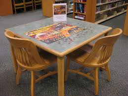 Periodic Table Coffee Table Table Design Foldable Puzzle Table Puzzle Table Puzzle