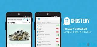 ghostery privacy browser apk 1 3 3 ghostery privacy - Ghostery Android