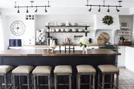 interior design of kitchen room gorgeous modern farmhouse kitchens
