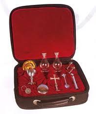 communion kits de luxe mass travel kit vestments