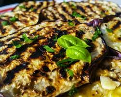 cuisiner à l huile d olive recette aubergines marinées à l huile d olive facile rapide