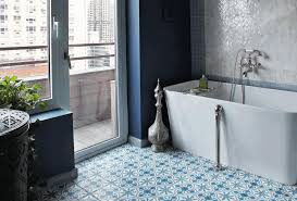 bathroom floors tiles square porcelain drop in sink small pivoted