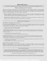 medical sales resume sample resume for your job application