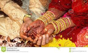 hand tatoo image bride and groom u0027s hand with henna tattoo stock images image