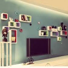 etagere pour chambre enfant lot de 3 étagères lounge cube murales pour cd livr achat vente