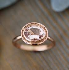 gold and morganite ring jewelry rings gold morganite engagement ring with