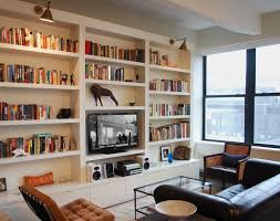 Wall To Wall Bookcases Best 25 Tv Bookcase Ideas On Pinterest Built In Tv Wall Unit
