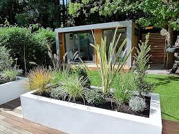 Outdoor Planter Ideas by Garden Decking Designs Zamp Co