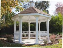 Small Patio Gazebo by Gazebo Ideas For Backyard Photo On Astounding Backyard Screened In