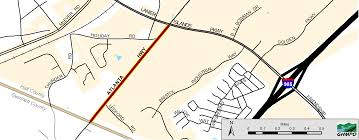 Atlanta Bypass Map by Gainesville Hall Mpo Ga Official Website
