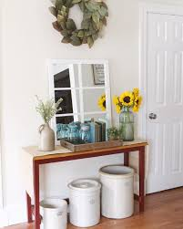 Belmont Home Decor by Using Vintage Caddies In Farmhouse Decor The Belmont Ranch